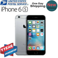 Apple iPhone 6s 64GB Factory Unlocked Space Gray A1688 ~ New in Sealed Box