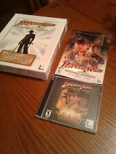 Indiana Jones and the Emperor's Tomb CD PC Game PLUS SOME EXTRAS