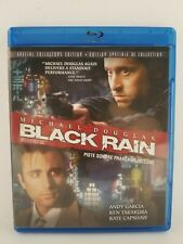 Black Rain: Blu-ray movie - Canadian - tested - with Warranty