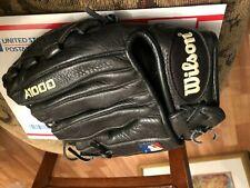Wilson A1000 Baseball Mitt RHT