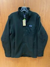 Patagonia Men's R2 Techface Jacket (Black, Size Medium)  83625-BLK