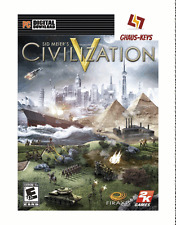 Sid Meier's Civilization V GOTY Steam Download Key Digital Code [DE] [EU] PC