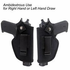 Concealed Carry Holsters Belt Metal Clip IWB OWB Holster Airsoft Gun Holder