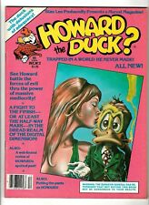 Howard the Duck Magazine #2 (1979) Fn-Fn/Vf Mantlo - Colan - Janson