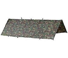 British Army Waterproof Basha - DPM Woodland Camouflage - Army Surplus