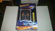 Yahtzee Back to the Future Flux Capacitor Edition NEW SEALED