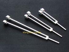 3 Otto tuner Stimmgabel Set 32 + 64 + 128 HZ - Griff neu - tuning fork Diapason