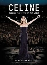 CELINE DION Through The Eyes Of The World DVD BRAND NEW NTSC Region 0 ALL