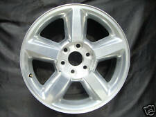 "20"" IN NEW CHEVY SILVERADO TAHOE SUBURBAN AVALANCHE FACTORY POLISHED WHEEL 5308"