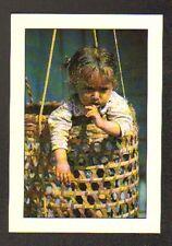 BUDHA NILKANTHA (NEPAL) PARVATI , ENFANT dans son berceau d'osier