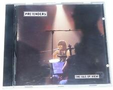 Pretenders: The Isle Of View - (1995) Live CD Album