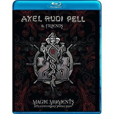 AXEL RUDI PELL - MAGIC MOMENTS  BLU-RAY NEW+
