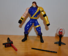 VINTAGE MARVEL TOYBIZ AGE OF APOCALYPSE CYCLOPS LOOSE ACTION FIGURE PRE LEGENDS