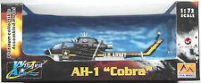 "Easy Model-ah-1f COBRA ""SKY SOLDIERS"" Helicopter/Hélicoptère 1:72 Nouveau/Neuf dans sa boîte"