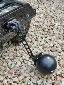 Deeper Pro Plus Chirp fish finder bait boat mount Arm  Fits All deeper sonar