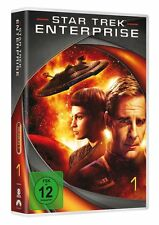 Star Trek Enterprise Season Staffel 1 7er [DVD] NEU DEUTSCH BOX
