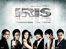 DRAMA -KOREA- IRIS - DVD BOX-SET