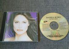 CD DANIELA ROMO - UN NUEVO AMOR - 1996