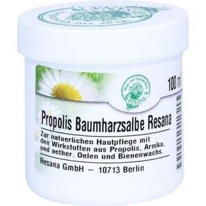 PROPOLIS BAUMHARZ Salbe 100 ml 02588919