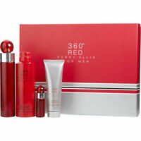 **Perry Ellis 360 Red 4pc Gift Set for Men**