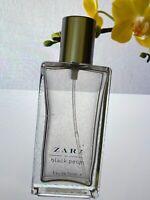 Rare!!! Discontinued  ZARA  black Peony  edt spray 12 ml  left Women  perfume