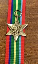 Pacific  star replica medal  WW11