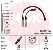 Jeu de fil de bougie cable allumage NGK 4070 SMART CITY-COUPE MC01 0.6 61 71ch