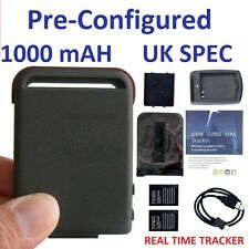 Genuine GPS Tracker Vehicle Magnetic Car  Personal Tracking Device SPY TK102