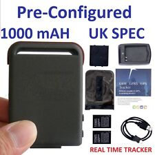Genuine GPS Tracker Véhicule Magnétique Voiture Personal Tracking Device SPY TK102