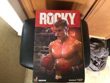 "Hot Toys 1/6 Ivan Drago Rocky Boxing Siberian Bull Dolf Lundgren Balboa 12"" FIG"