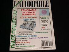 L'AUDIOPHILE<>DECEMBER 1990<>RARE FRENCH AUDIO MAGAZINE°#13 (NEW SERIE) (56)