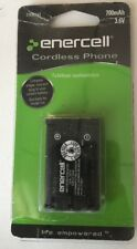 Enercell 3.6V/700mAh Ni-MH Phone Battery for Panasonic 2300143 Telephone