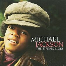 The Stripped Mixes by Michael Jackson (CD, Jul-2009, Motown)