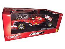 F1 2013 FERRARI F138 F. MASSA FORMULA 1 1/18 W/ FIGURE #4 HOT WHEELS BCK15