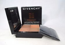 Givenchy Le Prisme Sun Soft Compact Face Powder ~ 14 Sun Cinnamon ~ .38 oz.~BNIB