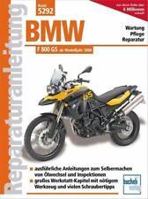 BMW F 800 GS ab Modelljahr 2008 von Franz J. Schermer (2011, Taschenbuch)