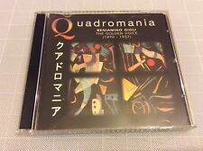 QUADROMANIA BENIAMINO GIGLI THE GOLDEN VOICE 1890-1957 4 CDS OPENED BUT UNUSED
