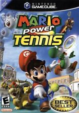Mario Power Tennis Nintendo Gamecube Complete