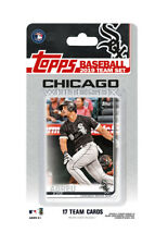 Chicago White Sox 2019 Topps Factory Sealed Team Set Jose Abreu Moncada plus