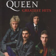 Queen Greatest Hits CD incl: Somebody To Love, We Will Rock You, Save Me 2011