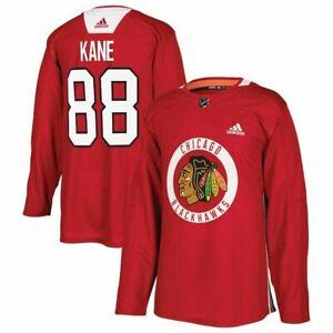 Men's Adidas Chicago Blackhawks Patrick Kane Jersey - Red *FREE SHIPPING*