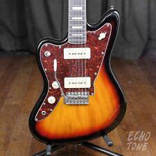 Revelation RJT60/LH Offset Electric Guitar *BRAND NEW*  (Left Handed, Sunburst)