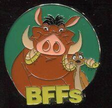 BFFs Mystery Pumbaa and Timon Disney Pin 120520