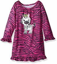 Komar Kids Girls' Zebra Gown