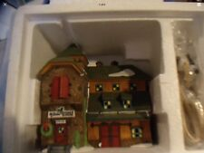 New England Series. Mc Grebe Cutters & Sleighs. Nib