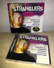 CD STRANGLERS - NO MORE HEROES