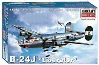 Minicraft B-24J Liberator 1:72 scale airplane model kit new 11692