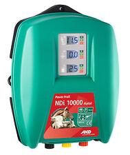 AKO POWER PROFI NDI 10000, 230 Volt,  digital,  Weidezaungerät