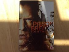 Prison Break Season 3 DVD! Look In The Shop!