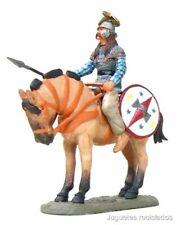 CBH017 Gallic Warrior Lead soldier Figure Cavalry soldier DelPrado